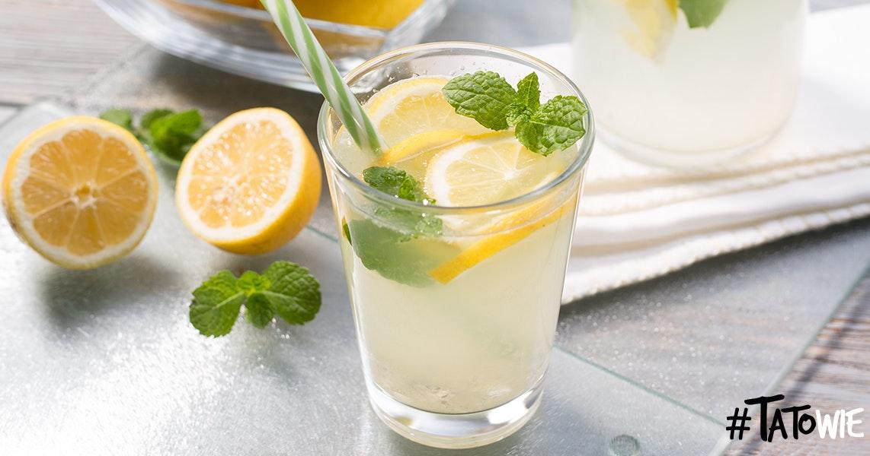 Woda z cytryną. Właściwości i efekty